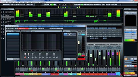 لقطة شاشة Cubase لنظام التشغيل Windows 8