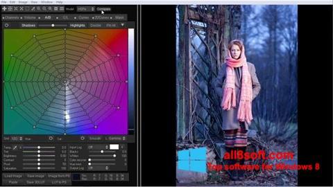 لقطة شاشة 3D LUT Creator لنظام التشغيل Windows 8