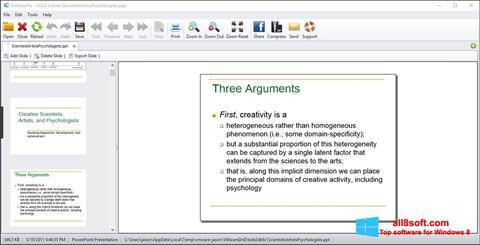 لقطة شاشة FileViewPro لنظام التشغيل Windows 8